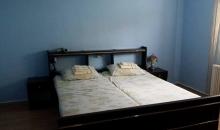 Francuski ležaj u spavaćoj sobi